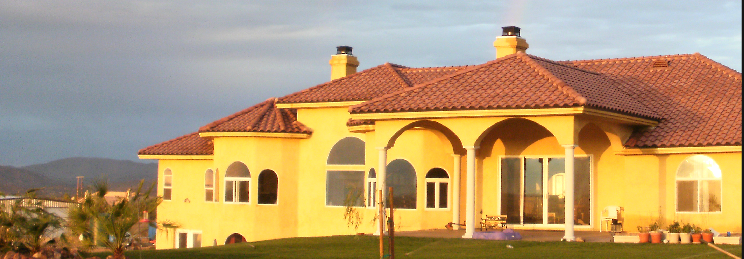 Exterior yellow